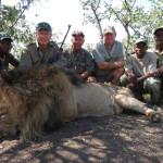 DOUG LEECH LION