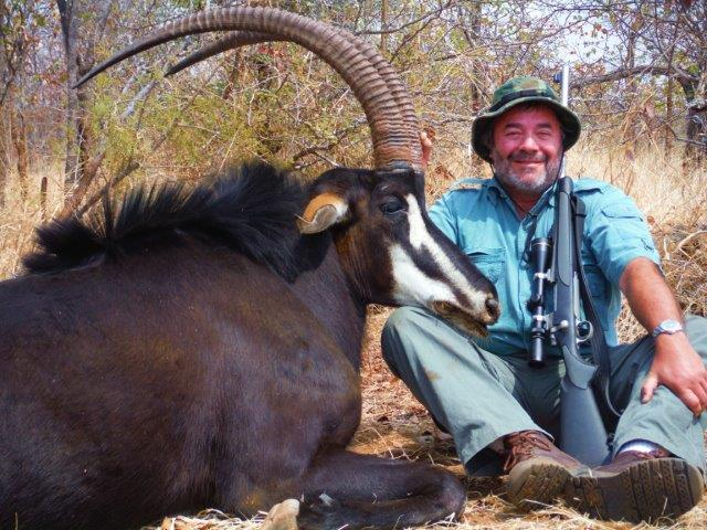 daves old sable bull the most beautiful antelope in Africa (2)